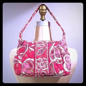 Vera Bradley Raspberry Fizz Small purse